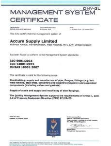 Accura Supply Limited