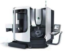 DMG 5 axis milling machine